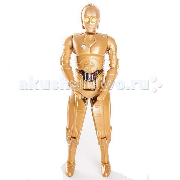 Star Wars Bandai Звездные Войны Яйцо-Трансформер Робот C3POBandai Звездные Войны Яйцо-Трансформер Робот C3POStar Wars Bandai Звездные Войны Яйцо-Трансформер Робот C3PO - загадочный объект, напоминающий механическое яйцо, несколькими простыми движениями превращается в протокольного дроида C-3PO - знакового персонажа Звездных войн, примечательного не только своеобразной походкой, но и тем, что появлялся во всех эпизодах киносаги, и при этом его играл один и тот же актер. Совершив манипуляции в обратном порядке, вы снова превратите робота-переводчика в компактное яйцо.   Фигурка Дроида C-3PO выполнена из качественного пластика жёлто-золотистого оттенка, имеет высоту около 10 см, подвижные руки и ноги. Вся продукция фирмы Bandai лицензирована фирмами правообладателями, что гарантирует её высокое качество и аутентичность.<br>