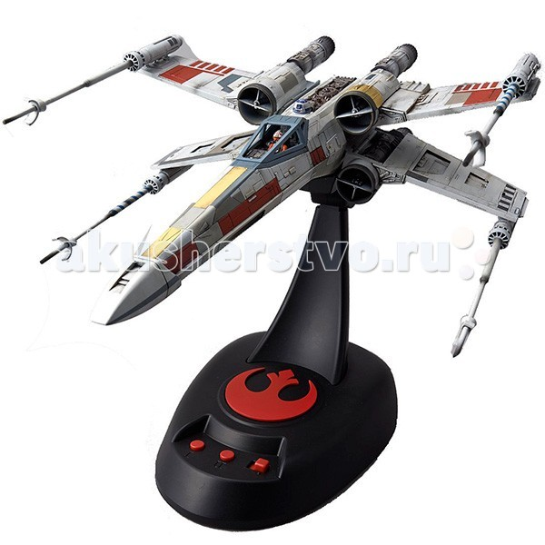 Star Wars Bandai �������� ����� ������� ������ X-Wing Fighter 1:48