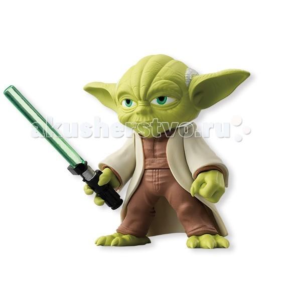 Star Wars Bandai Звездные Войны Сборная модель Фигурка Йода 5 см