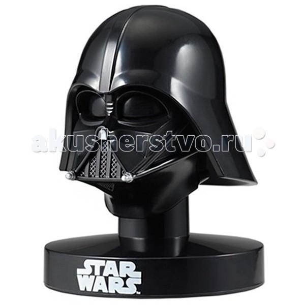 Star Wars Bandai Звездные Войны Шлем на подставке Дарт Вейдер 6,5 см