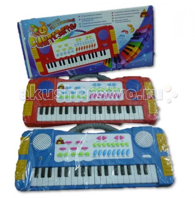 Музыкальная игрушка Тилибом Пианино на батарейках