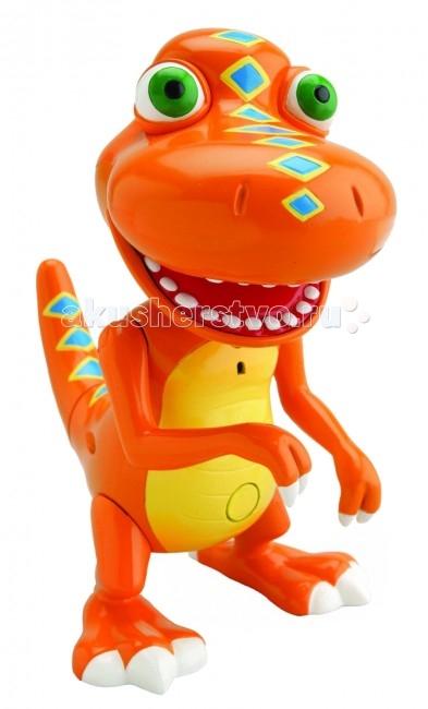 Интерактивная игрушка Tomy Поезд Динозавров Т-Рекс Бадди 17 см от Акушерство