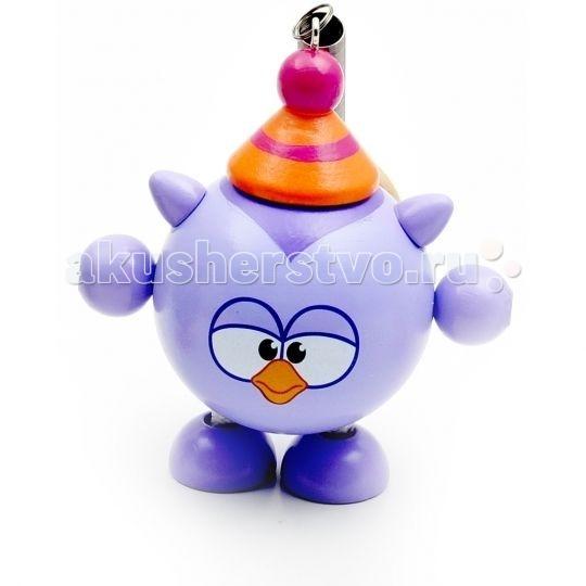 Музыкальная игрушка Смешарики Дергунчик СовуньяДергунчик СовуньяДеревянная игрушка Смешарики Дергунчик Совунья.  Детские развивающие игрушки из дерева очень полезны для малышей от грудничков до дошкольного возраста. Такая позиция как Дергунчик Совунья очень полезна для маленьких деток. Развивающие игрушки помогают укрепить и развить умственные способности малыша, его творческий потенциал. Качественная игрушка Дергунчик Совунья подарит вашему малышу радость.   Все это позитивно скажется в дальнейшем и влечет за собой становление сильной, эрудированной личности. Покупать ребенку развивающие деревянные игрушки необходимо из самого раннего возраста. Грудничкам уже можно давать музыкальные торохтушки, маракасики, кастаньеты. Деревянная игрушка Дергунчик Совунья выполнена только из экологически безопасных материалов для деток. Деткам немного старше будут в самую пору пальчиковые лабиринты и наборы для юного строителя.   С ребенком необходимо постоянно заниматься, подбирать для него интересные и увлекательные занятия. Ведь играя- малыш познает окружающий мир и его законы. Покупать ребенку развивающие деревянные игрушки необходимо из самого раннего возраста. Грудничкам уже можно давать музыкальные торохтушки, маракасики, кастаньеты.   Деткам немного старше будут в самую пору пальчиковые лабиринты и наборы для юного строителя. Покупайте качественные развивающие игрушки только из дерева, ведь они экологически безопасны и ими практически невозможно пораниться. Яркая и красочная игрушка из дерева будет дарить малышу радость и море<br>