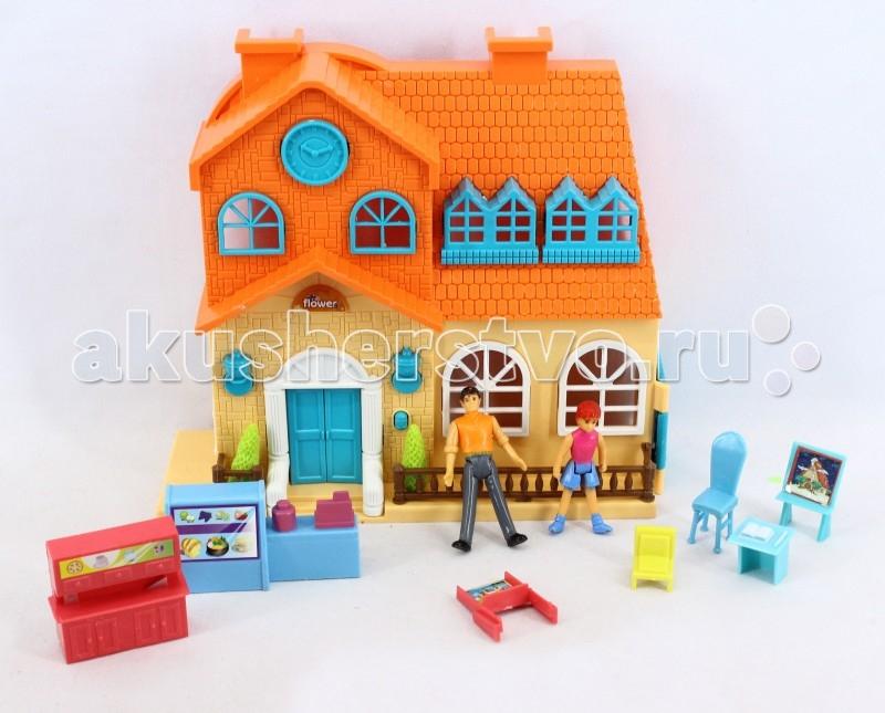 1 Toy Кукольный домик Мой маленький мир Т57427
