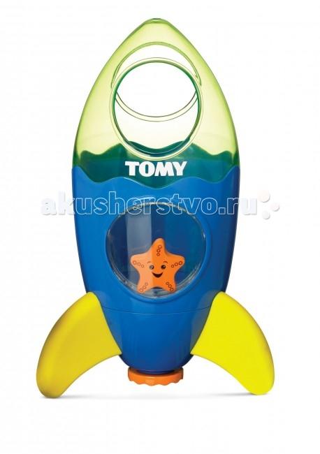 Tomy Игрушка для ванны Фонтан-Ракета