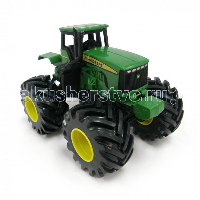Tomy John Deere Трактор Monster Treads