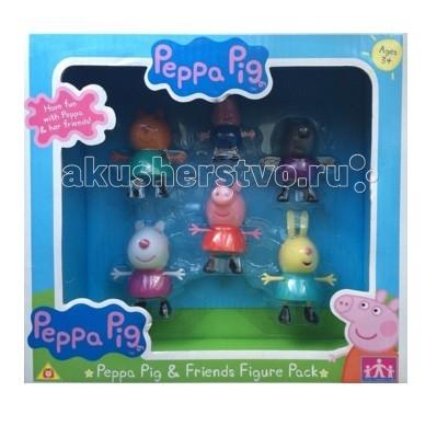 Peppa Pig ������� ����� ����� � ������