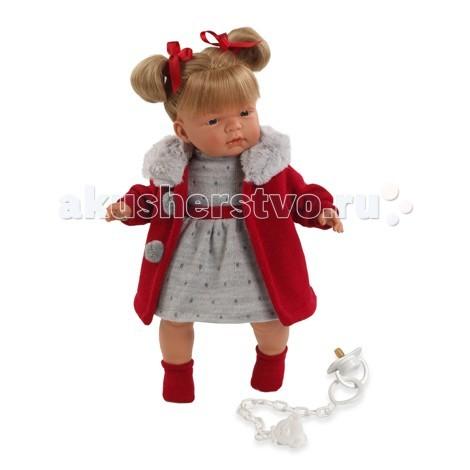 Llorens Кукла Руфь 38 см