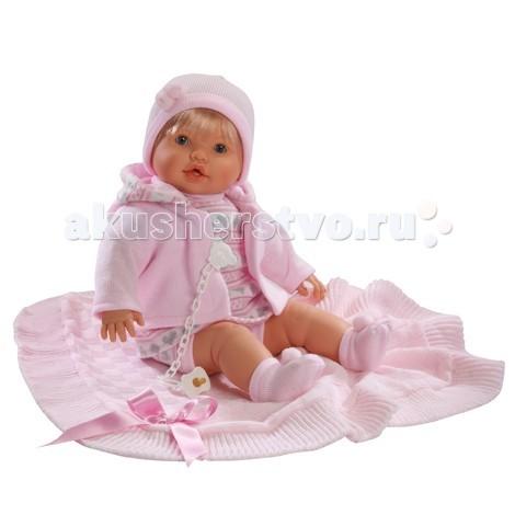 Llorens Кукла Нина 48 см от Акушерство