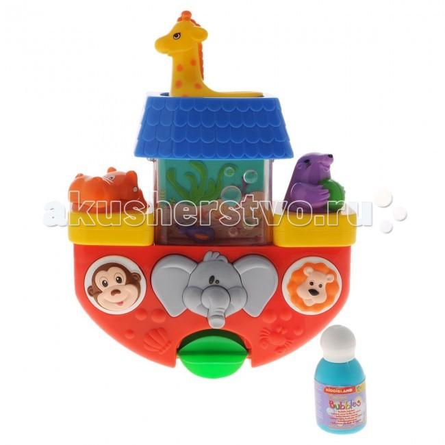 Kiddieland Центр для ванной Кораблик