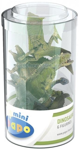 Papo Мини Динозавры Набор 2