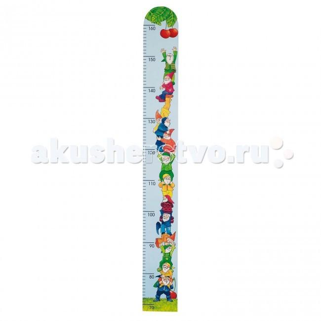 Деревянная игрушка Goki Ростомер Гномы
