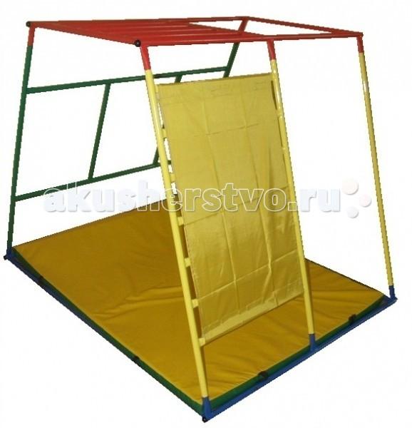 Ранний старт Защитная стенка малая для детского спортивного комплекса Стандарт и Люкс