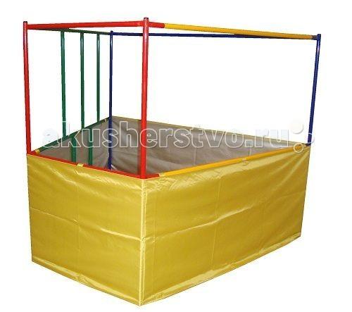 Ранний старт Защитная стенка большая для детского спортивного комплекса Стандарт и Люкс