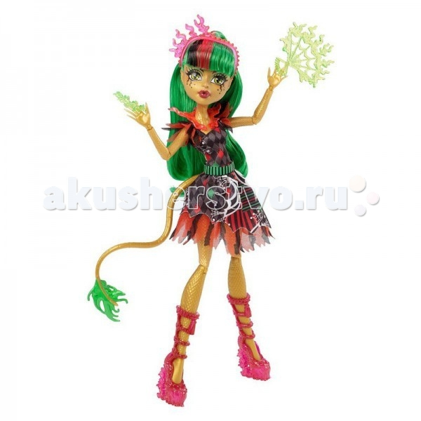 Monster High ����� �� ����� ������ Jinafire Lon
