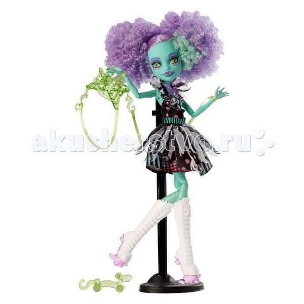 Monster High ����� �� ����� ������ Honey Swamp
