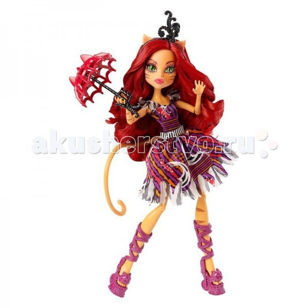 Monster High ����� �� ����� ������ Toralie