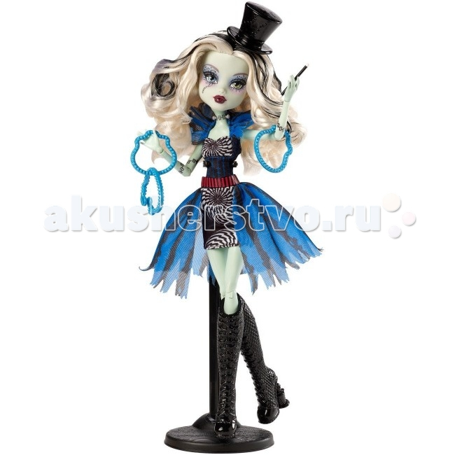 Monster High ����� �� ����� ������ Frankie Stei