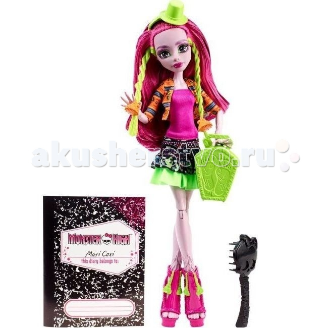 Monster High ����� ������� �� ������ �������� �����