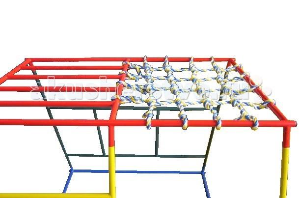 Ранний старт Сетка-гнездо для детского спортивного комплекса Стандарт и ЛюксСетка-гнездо для детского спортивного комплекса Стандарт и ЛюксРанний старт Сетка-гнездо для детского спортивного комплекса Стандарт и Люкс. Основной навык, который приобретает ребёнок, занимающийся на сетке, лазание по неустойчивой, колеблющейся поверхности.   Спорткомплекс с сеткой-гнездо можно использовать в любых положениях.<br>