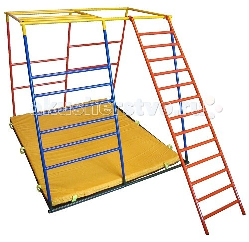 Ранний старт Дополнительная лестница для детского спортивного комплекса