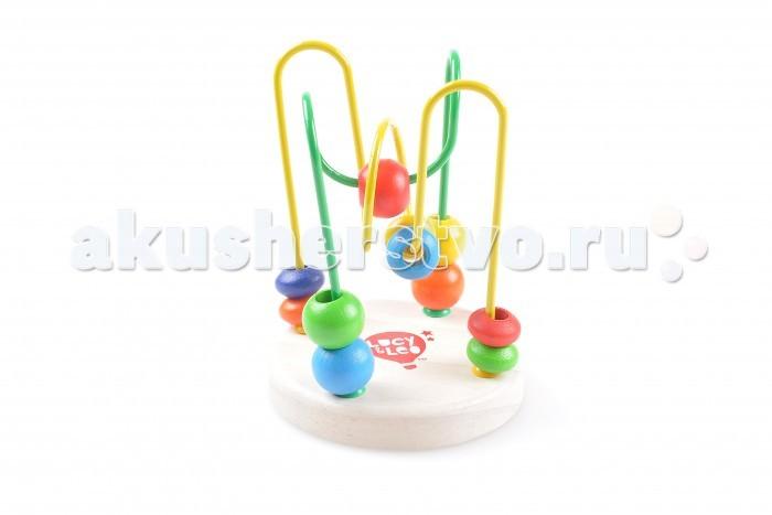 Деревянная игрушка Lucy & Leo Лабиринт 3