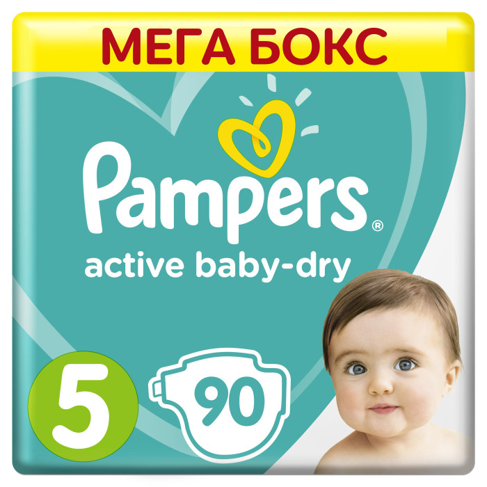 Pampers ���������� New Baby-Dry 11-18 �� 96 ��.