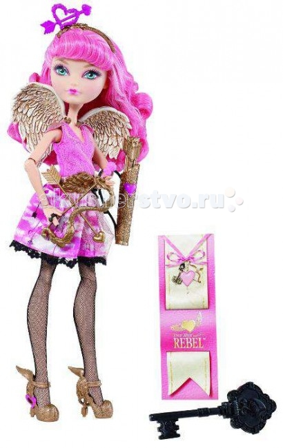 Ever After High ����� C.A. Cupid BBD41