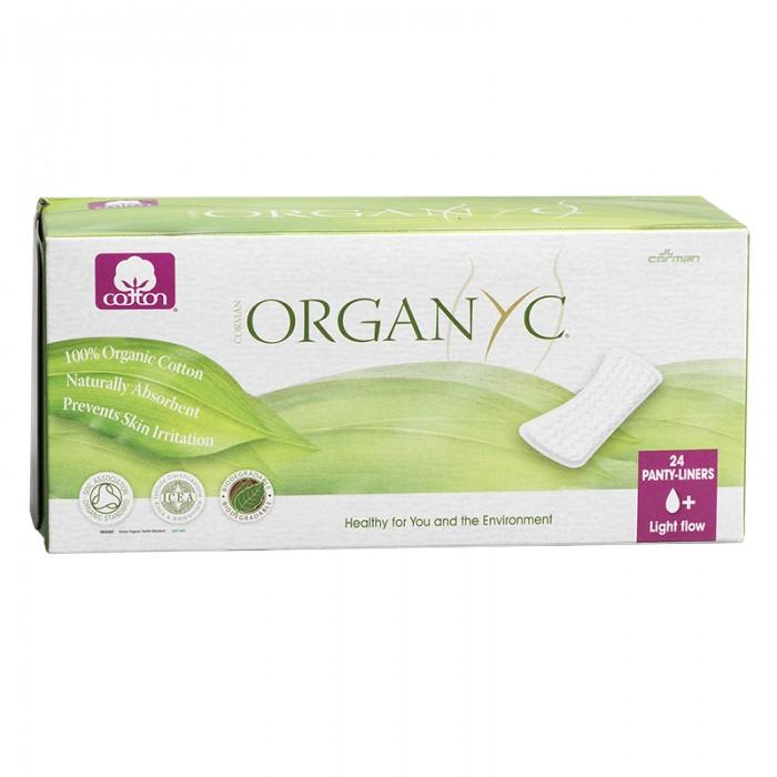 Organyc Прокладки на каждый день 24 шт.