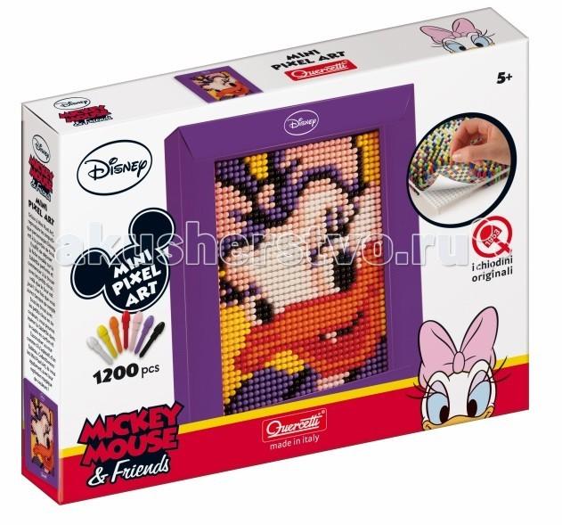 Настольная игра Пиксельная мозаика серии Мини Дэйзи из 1200 элементов