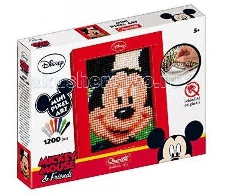 Настольная игра Пиксельная мозаика серии Мини Микки из 1200 элементов