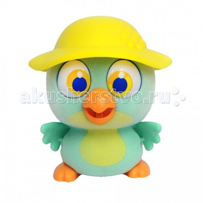 Интерактивная игрушка Brix`n Clix Пи-ко-ко Попугай в шляпе