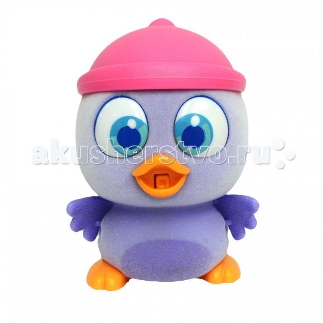 Интерактивная игрушка Brix`n Clix Пи-ко-ко Пингвиненок в шапочке