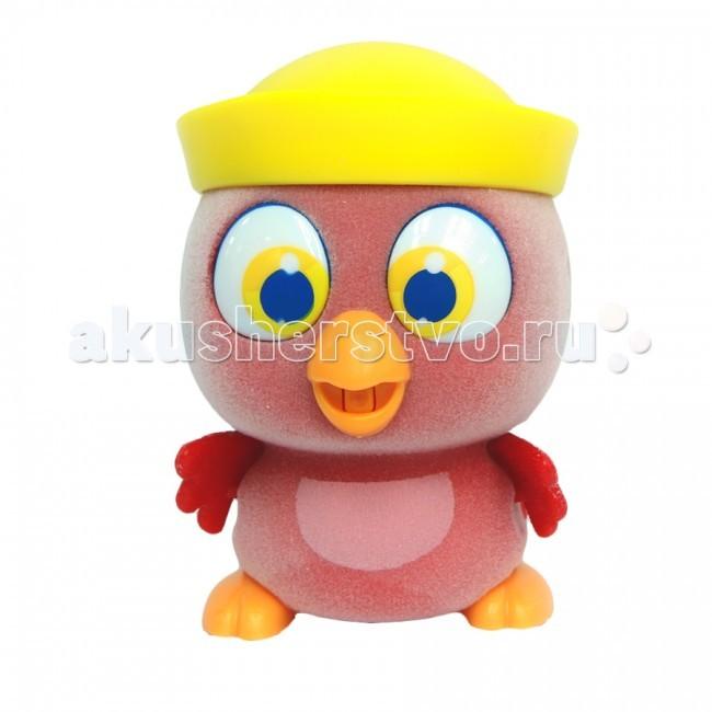 Интерактивная игрушка Brix`n Clix Пи-ко-ко Какаду в панаме