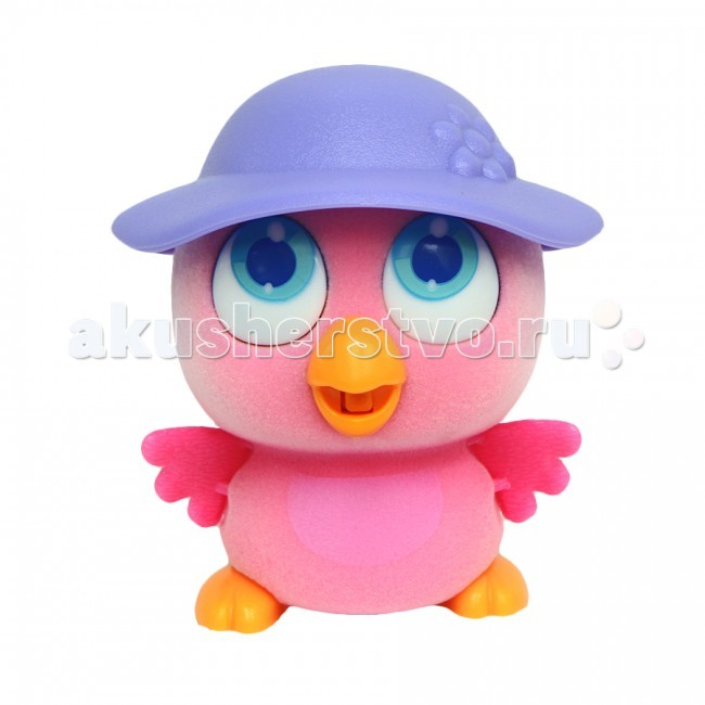 Интерактивная игрушка Brix`n Clix Пи-ко-ко Совенок в шляпе