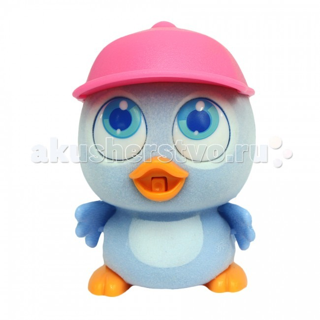 Интерактивная игрушка Brix`n Clix Пи-ко-ко Утенок в кепке