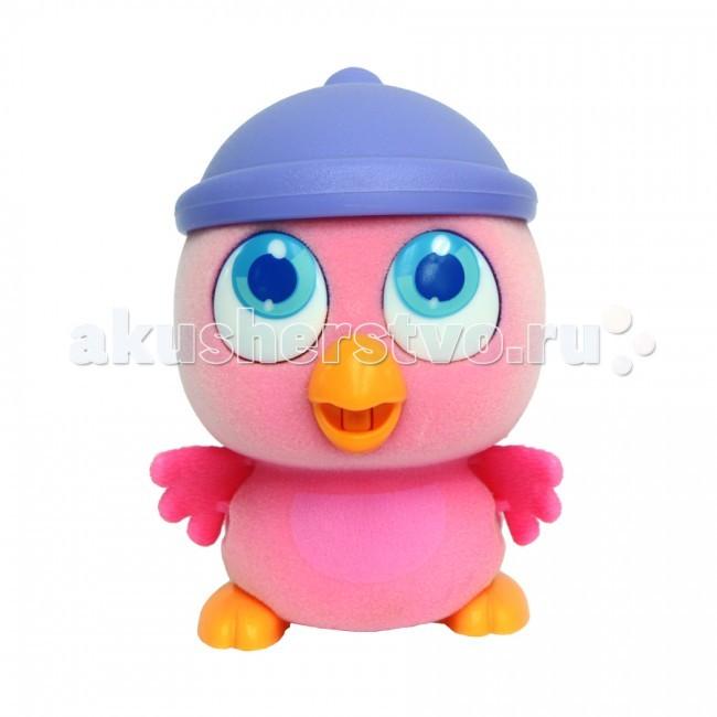 Интерактивная игрушка Brix`n Clix Пи-ко-ко Совенок в шапочке