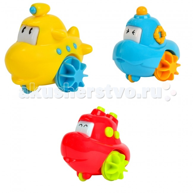 Simba ABC Игрушка для ванной Лодочка с двигающимися глазкамиABC Игрушка для ванной Лодочка с двигающимися глазкамиИгрушка для ванной ABC «Лодочка» оснащена не только подвижными глазками, но и специальным механизмом, позволяющим ей плавать в воде.   Таким образом, с этим набором купание превратится для малыша в интересную игру.   Игрушка изготовлена из совершенно безопасных для здоровья детей материалов.   Она нетоксична и играть с ней можно, начиная с одного года.   Помимо всего прочего, «Лодочка» может похвастать по-настоящему забавным и милым дизайном.  Длина игрушки: 9 см.<br>