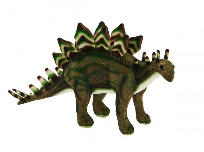 Мягкая игрушка Hansa Стегозавр 42 смСтегозавр 42 смМягкая игрушка Hansa Стегозавр 42 см является результатом ручной работы филиппинских дизайнеров. Она имеет детальную проработку, благодаря чему игрушка в точности повторяет внешний вид настоящего животного.   У игрушки применен гибкий каркас, он дает возможность придавать ей необходимое положение - поворачивать голову, сгибать лапы.   Играя с такой натуралистичной игрушкой, у ребенка будет формироваться правильное представление об окружающей природе. Даже когда ребенок вырастет, игрушка может оставаться частью интерьера, украшением помещения.  Забавная мягкая игрушка пошита и набита вручную. Она выполнена из искусственного меха, прошедшего специальную обработку для придания игрушке более реалистичного вида.<br>