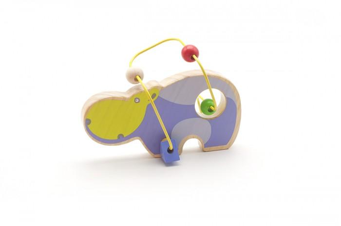 Деревянная игрушка Lucy &amp; Leo Лабиринт Бегемот LL129Лабиринт Бегемот LL129Lucy & Leo Деревянная игрушка Лабиринт Бегемот.  Зверята из жаркой Африки приготовили для вашего малыша необычный сюрприз – деревянный лабиринт из бус! С этой игрушкой ребенка ждет двойное развлечение - яркие и дружелюбные фигурки познакомят его с веселыми обитателями саванны, а игры с разноцветными бусинками разовьют координацию, восприятие цвета и пространственное мышление. Игрушки легко помещаются в детскую руку.  Полезно знать: Этот набор выполнен из качественных материалов по европейским стандартам и покрыт специальной краской на водной основе, которая абсолютно безопасна для вашего малыша. Производитель использует только экологически чистую новозеландскую сосну для производства своих игрушек.<br>
