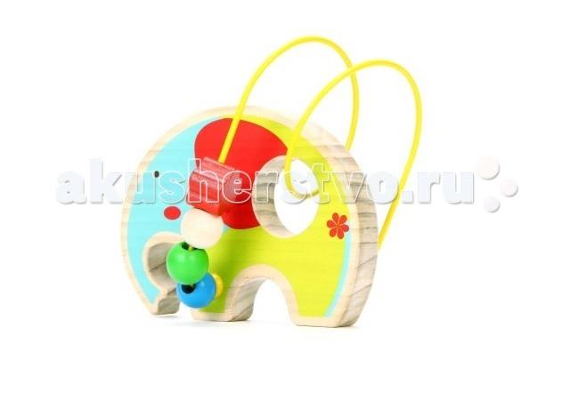 Деревянная игрушка Lucy &amp; Leo Лабиринт Слон LL131Лабиринт Слон LL131Lucy & Leo Деревянная игрушка Лабиринт Слон.  Зверята из жаркой Африки приготовили для вашего малыша необычный сюрприз – деревянный лабиринт из бус! С этой игрушкой ребенка ждет двойное развлечение - яркие и дружелюбные фигурки познакомят его с веселыми обитателями саванны, а игры с разноцветными бусинками разовьют координацию, восприятие цвета и пространственное мышление. Игрушки легко помещаются в детскую руку.  Полезно знать: Этот набор выполнен из качественных материалов по европейским стандартам и покрыт специальной краской на водной основе, которая абсолютно безопасна для вашего малыша. Производитель использует только экологически чистую новозеландскую сосну для производства своих игрушек.<br>