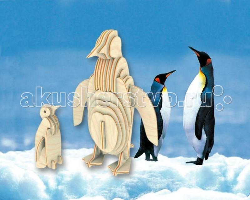 Конструктор МДИ Сборная модель Пингвин