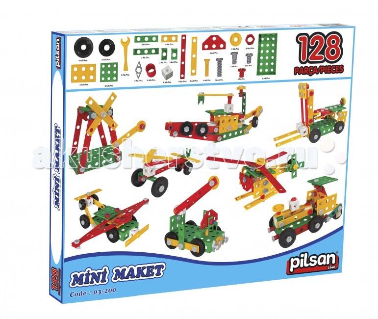 ����������� Pilsan ��������� Mini Maket 128 �������