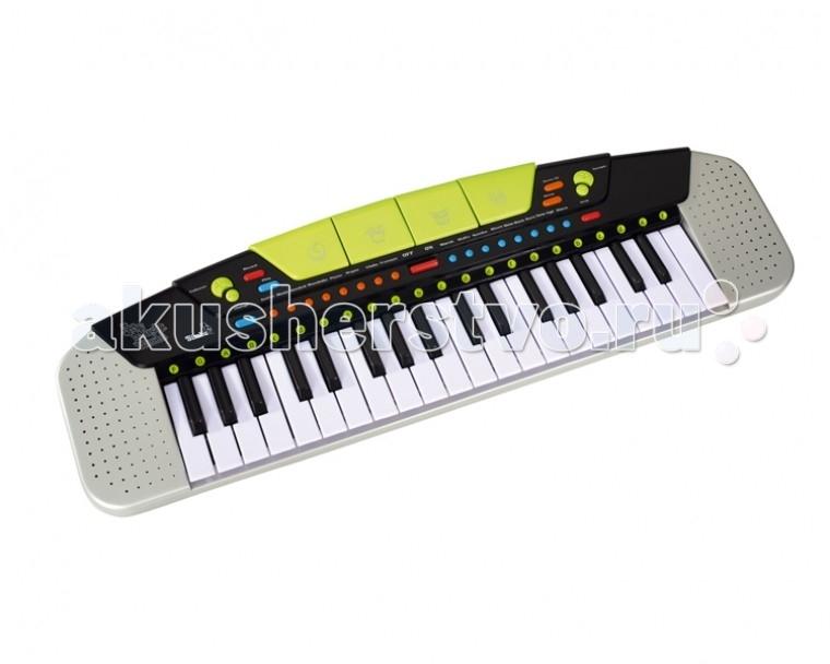 Музыкальная игрушка Simba Электросинтезатор 37 клавиш