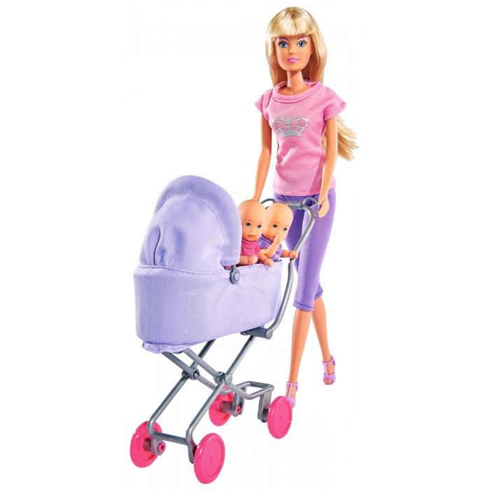 Simba Кукла Штеффи с коляской