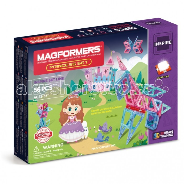 ����������� Magformers ��������� Princess Set