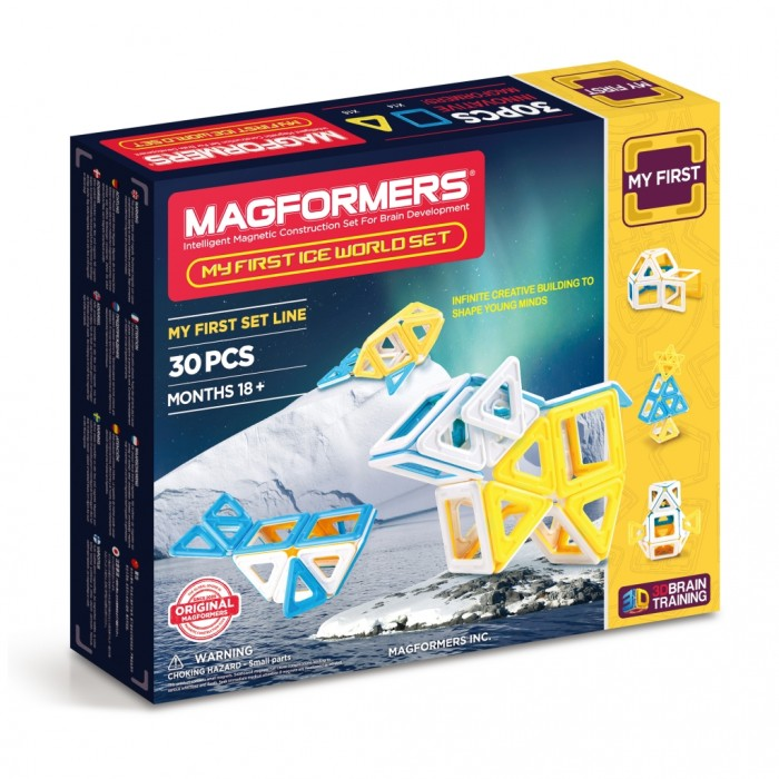 ����������� Magformers ��������� Ice World