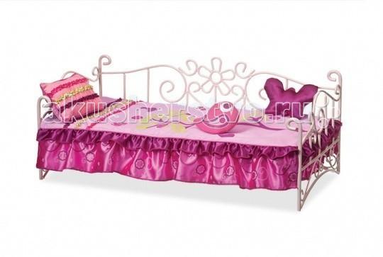 Кроватка для куклы Our Generation Dolls металлическая 46 см