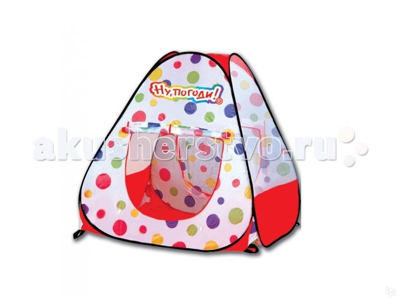 1 Toy Ну, погоди! детская игровая палатка сумке