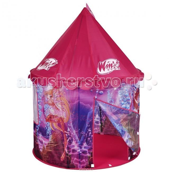 1 Toy Winx детская игровая палатка в сумке